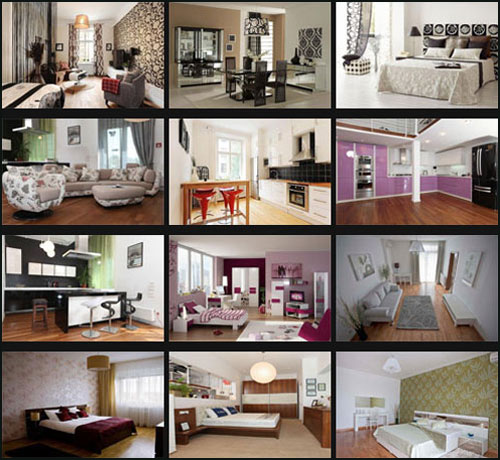 amenajari interioare apartamente poze