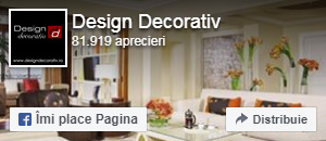 Pagina Facebook Design Decorativ