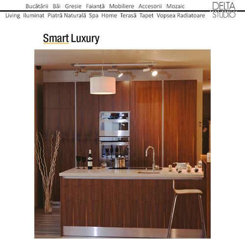 Delta Studio Smart Luxury 2014