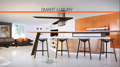 Smart Luxury - KITCHEN STUDIO