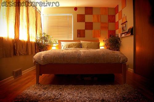 amenajari dormitoare - mobila dormitor