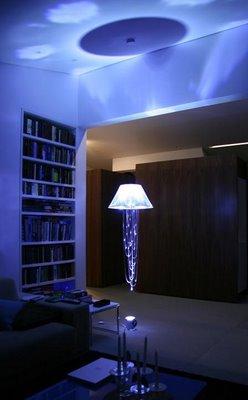 lampa decorativa pentru iluminat ambiental