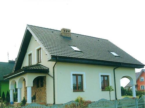 Amenajari interioare modele case 150 casa cu parter si for Imagini case moderne