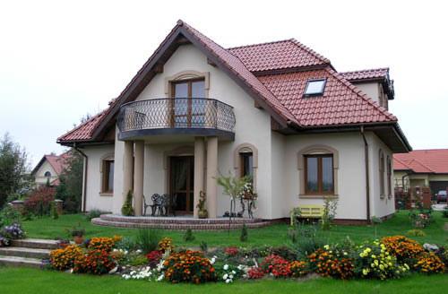 Amenajari interioare modele case 152 vila unifamiliala for Imagini case moderne